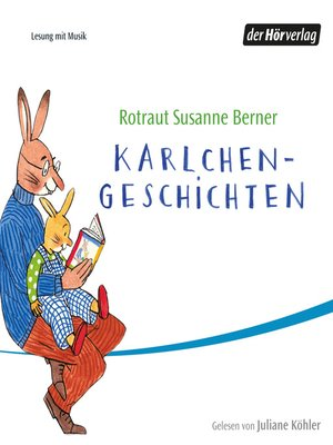 cover image of Karlchen-Geschichten