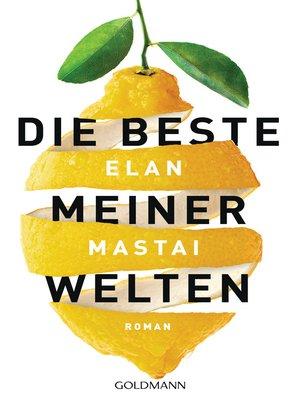 cover image of Die beste meiner Welten
