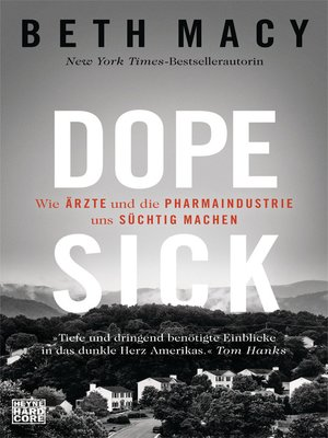 cover image of Dopesick