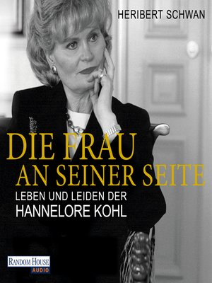 cover image of Die Frau an seiner Seite