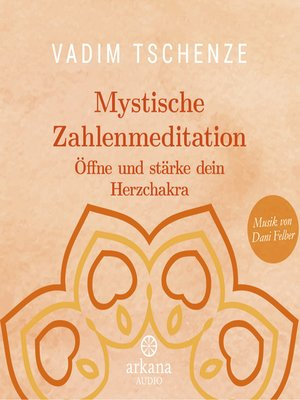 cover image of Mystische Zahlenmeditation