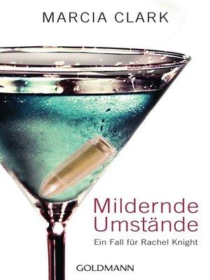 cover image of Mildernde Umstände