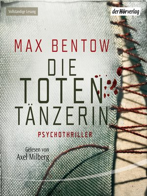 cover image of Die Totentänzerin