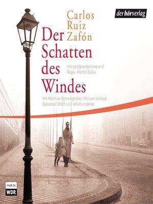 cover image of Der Schatten des Windes