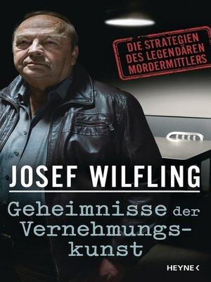 cover image of Geheimnisse der Vernehmungskunst