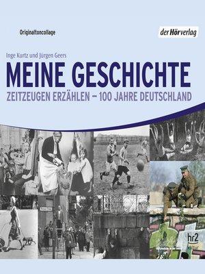 cover image of Meine Geschichte
