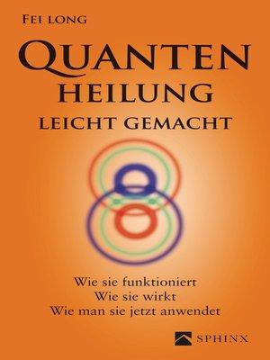 cover image of Quantenheilung leicht gemacht