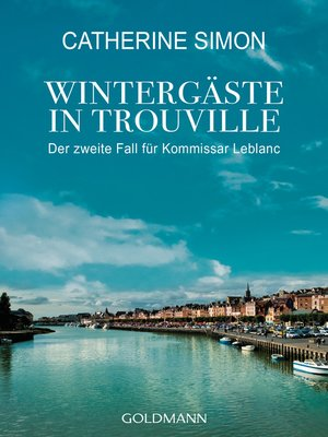 cover image of Wintergäste in Trouville