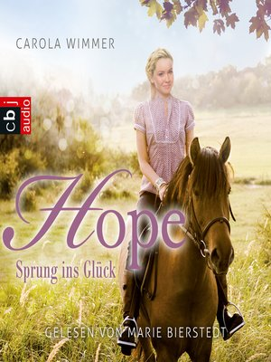 cover image of Hope--Sprung ins Glück