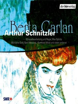 cover image of Berta Garlan