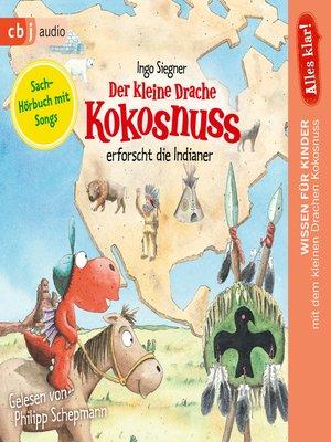 cover image of Alles klar! Der kleine Drache Kokosnuss erforscht
