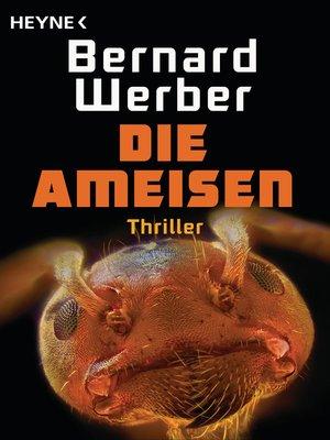 cover image of Die Ameisen