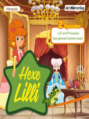 cover image of Hexe Lilli
