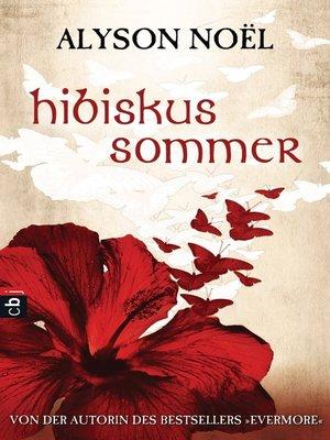 cover image of Hibiskussommer