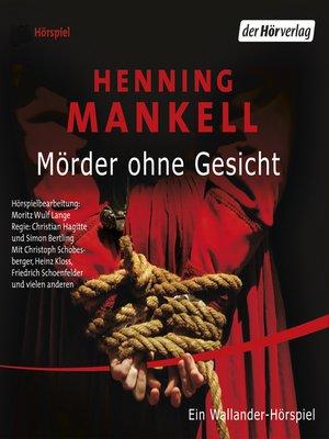 cover image of Mörder ohne Gesicht