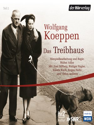 cover image of Das Treibhaus