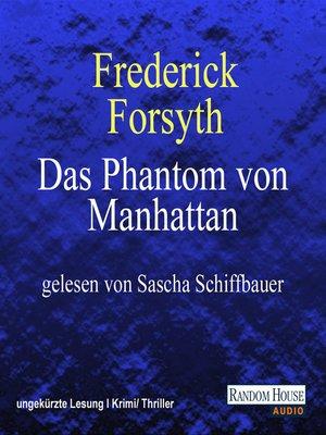cover image of Das Phantom von Manhattan