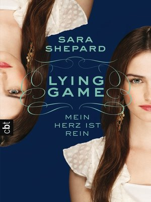 cover image of LYING GAME--Mein Herz ist rein