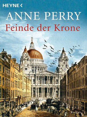 cover image of Feinde der Krone