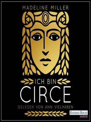 cover image of Ich bin Circe