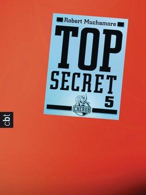 cover image of Top Secret 5--Die Sekte