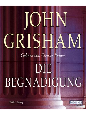 cover image of Die Begnadigung