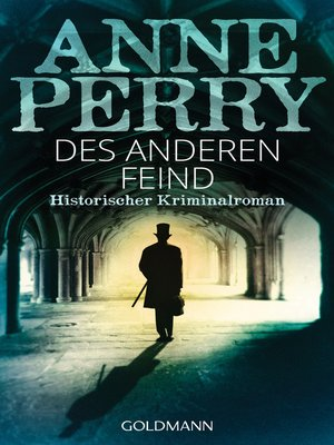 cover image of Des anderen Feind