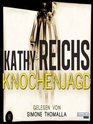 cover image of Knochenjagd
