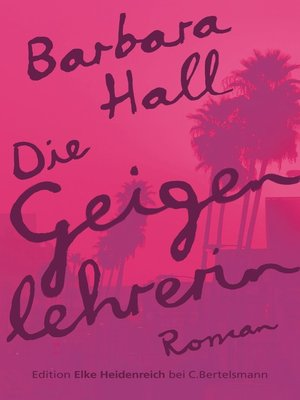 cover image of Die Geigenlehrerin