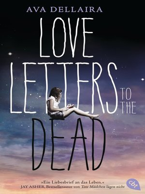 cover image of Love Letters to the Dead