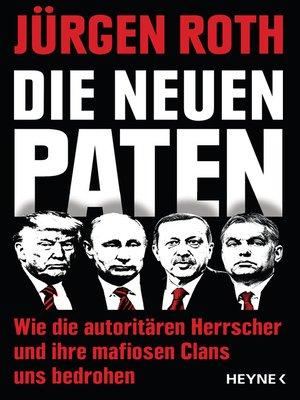 cover image of Die neuen Paten