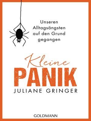 cover image of Kleine Panik
