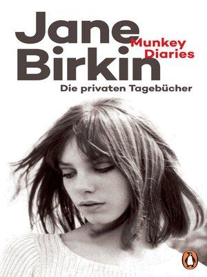 cover image of Munkey Diaries
