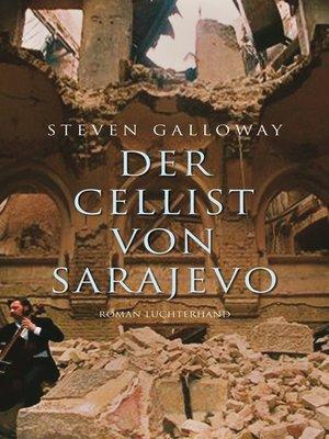 cover image of Der Cellist von Sarajevo