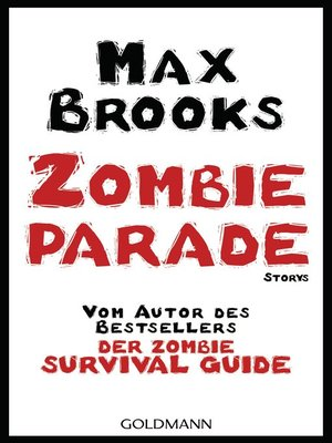 cover image of Zombieparade