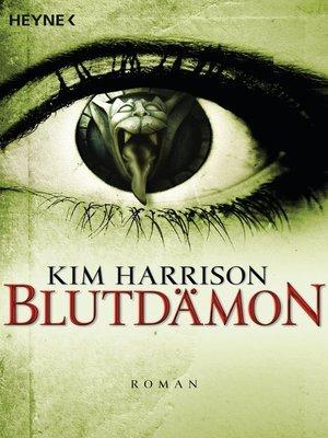 cover image of Blutdämon