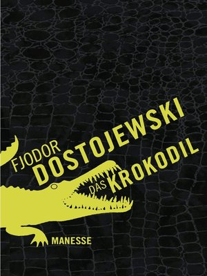 cover image of Das Krokodil