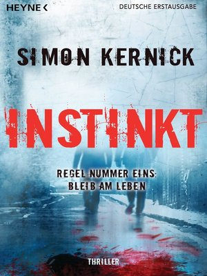 cover image of Instinkt