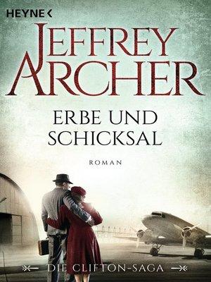 cover image of Erbe und Schicksal