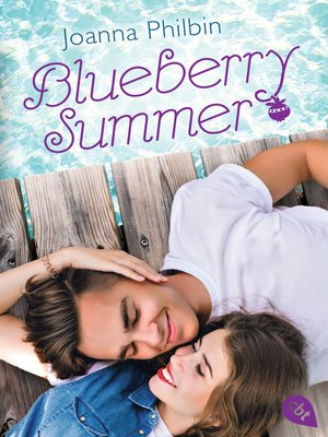 cover image of Blueberry Summer