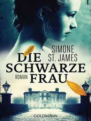 cover image of Die schwarze Frau