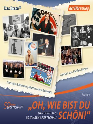 """cover image of """"Oh, wie bist du schön!"""""""