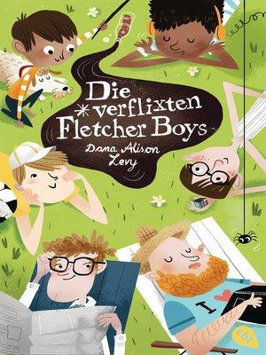 cover image of Die verflixten Fletcher Boys