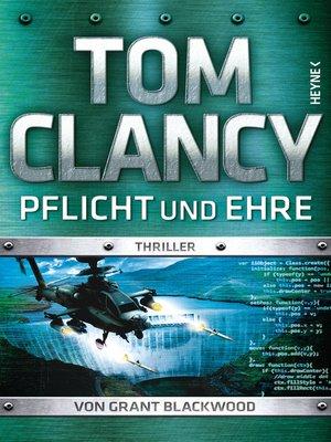 cover image of Pflicht und Ehre