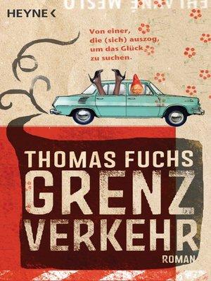 cover image of Grenzverkehr