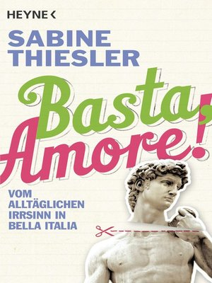 cover image of Basta, Amore!