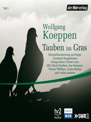 cover image of Tauben im Gras