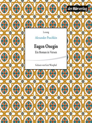 cover image of Eugen Onegin
