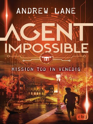 cover image of AGENT IMPOSSIBLE--Mission Tod in Venedig