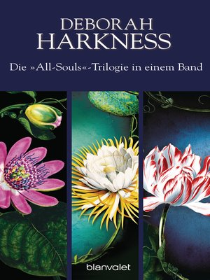 cover image of Die All-Souls-Trilogie